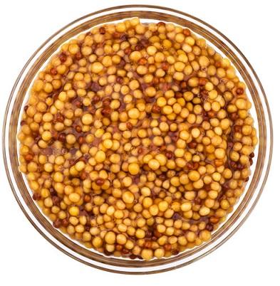 mosterd zaadjes om zelf mosterd van te maken