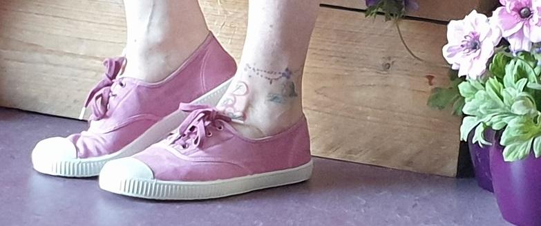 Deze mooie hippe sneakers zijn helemaal vegan en duurzaam