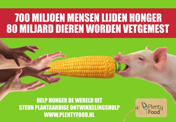 plenty food Nederland helpt mensen