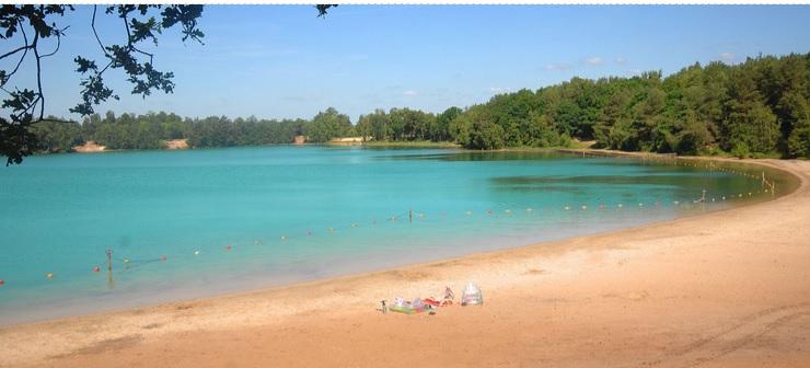Zwemplassen heerlijk genieten in de natuur