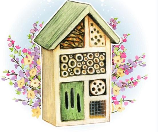 insectenhotel wat is het eigenlijk en hoe kun je die zelf maken?