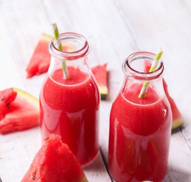 De lekkerste watermeloensmooties