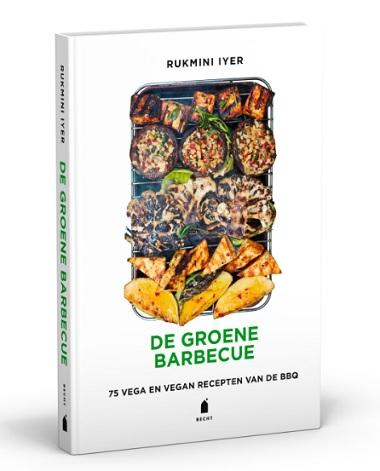 De groene barbecue het veggie barbecue boek