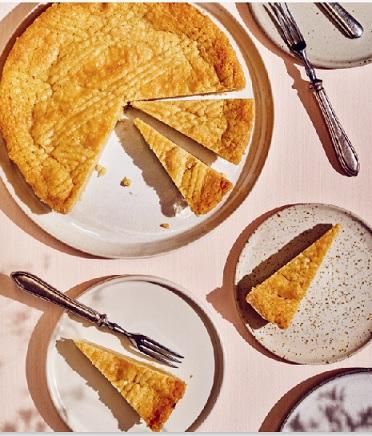het lekkerste recept om zelf vegan boterkoek te bakken.
