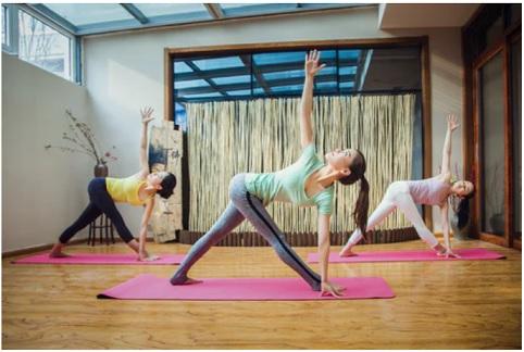 yoga goed voor je immuunsysteem