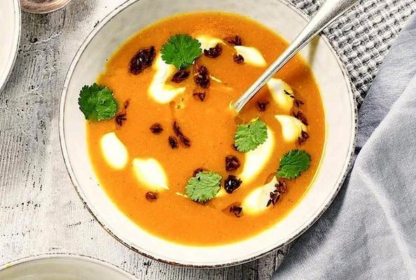vegan wortel-linzensoep zo lekker en makkelijk om zelf te maken