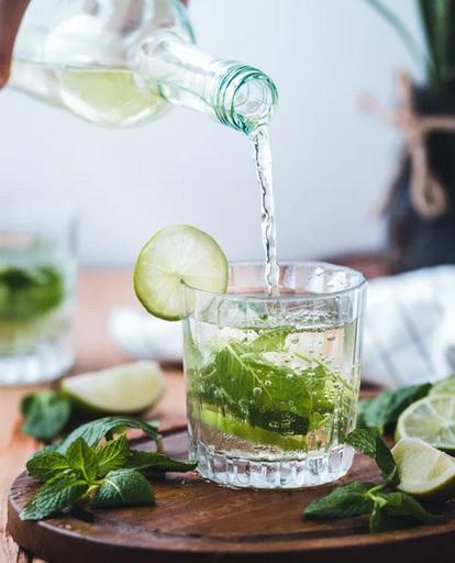Fruitwater lekkere water mixjes maak je zelf