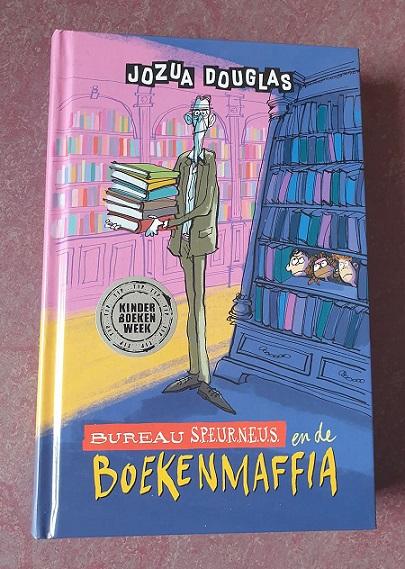 bereua speurneuzen en de boekenmaffia een super leuk kinderboek om te lezen