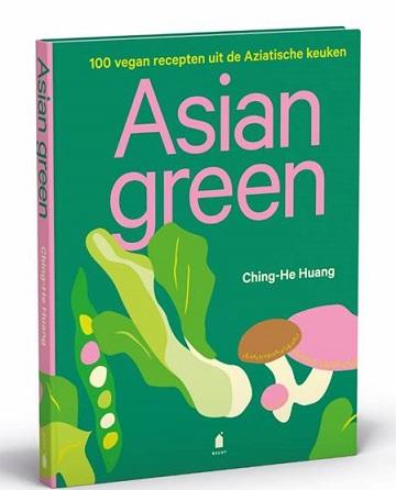 Asian green vegan kookboek
